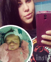 16 and Pregnant Devon Broyles gives birth to daughter Layla Monroe
