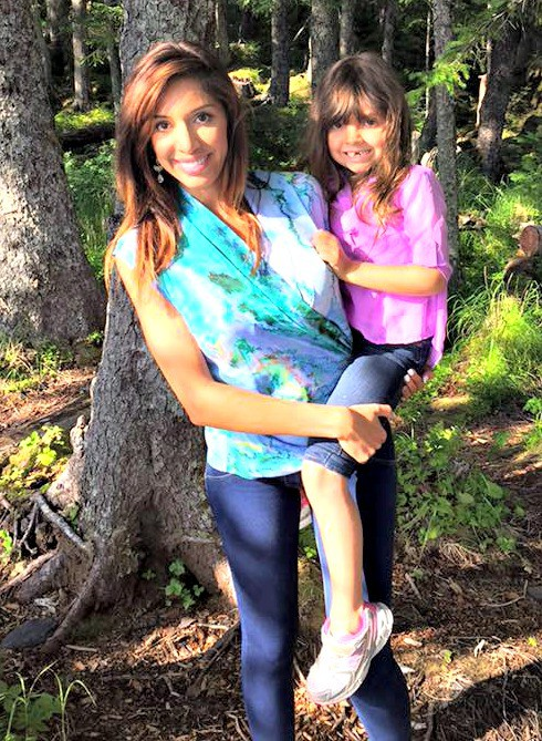 Farrah Abraham and Daughter Sophia 2015