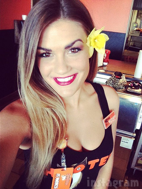 Jax Taylor girlfriend Brittany Cartwright Hooters