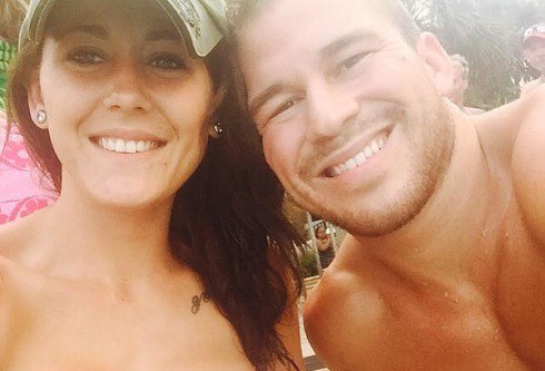 Teen Mom 2's Jenelle Evans and Nathan Griffith