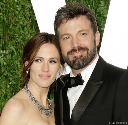Jennifer Garner and Ben Affleck Divorcing