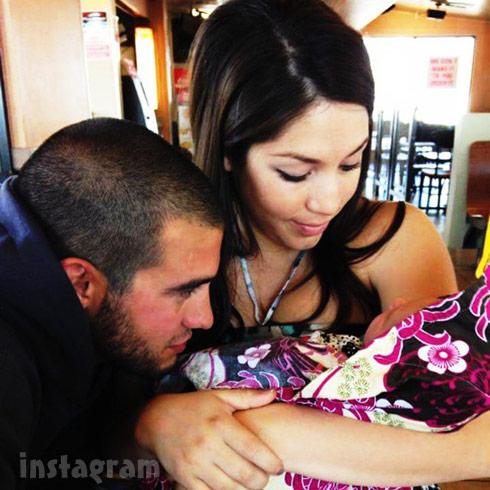 Teen Mom 3 dad Joey Maes Marissa Cintron daughter Khloe