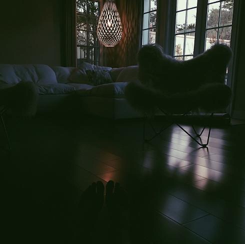 Kylie home