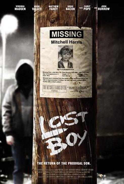 Lifetime Lost Boy movie poster