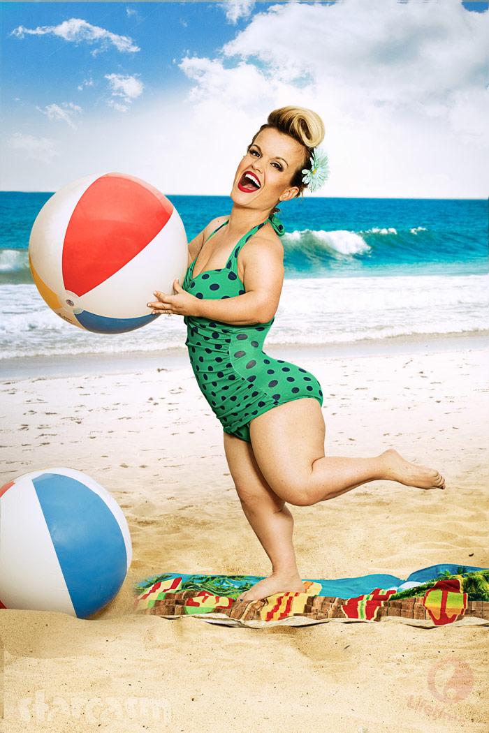 Little Women LA Season 3 Terra Jole swimsuit photo