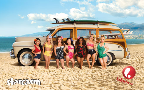 Little Women LA Season 3 cast photo - click to enlarge
