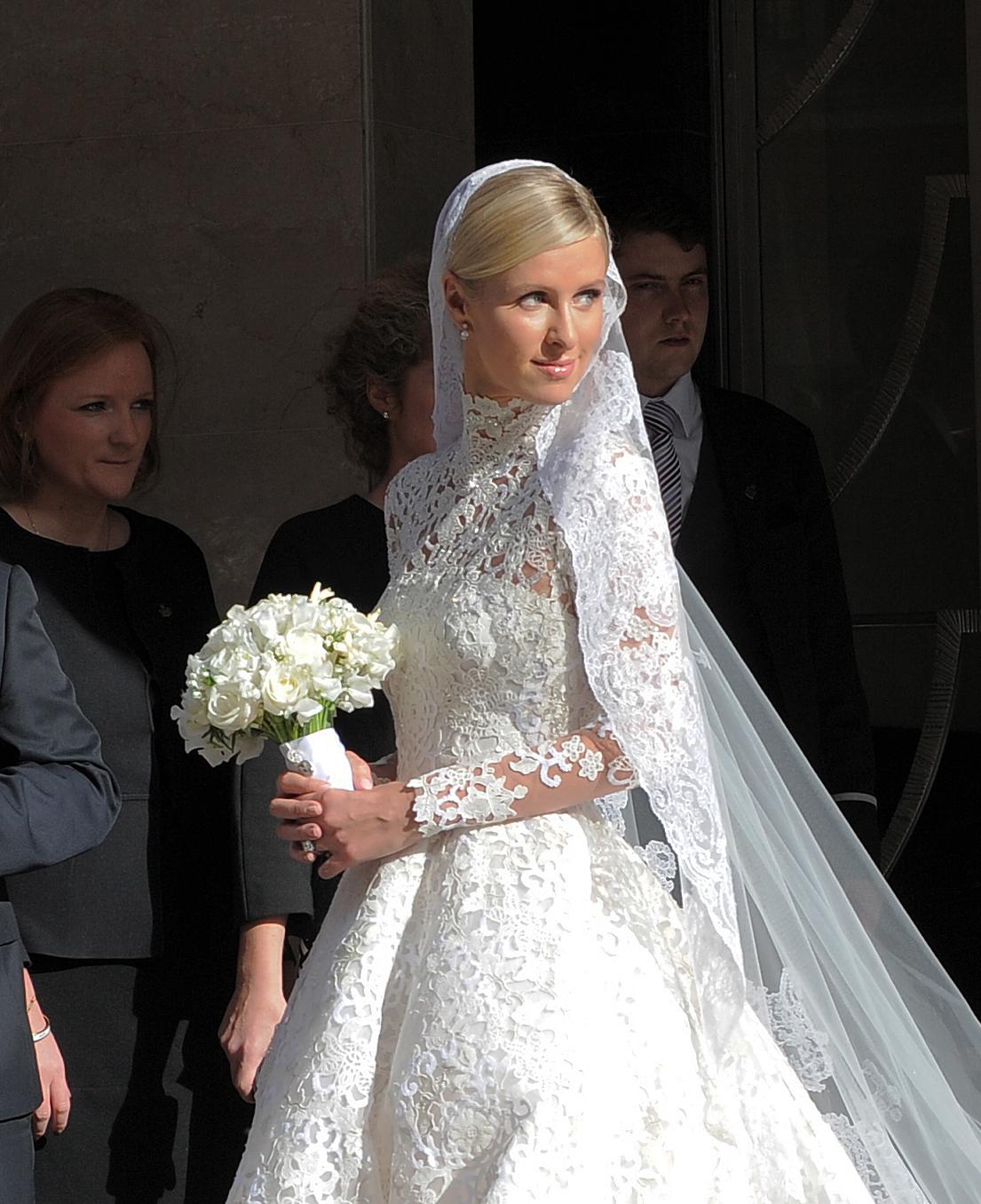 Who Did Nicky Hilton Marry Who Is Nicky Hilton S Husband