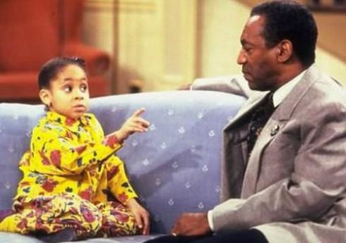 Raven-Symone Cosby Show