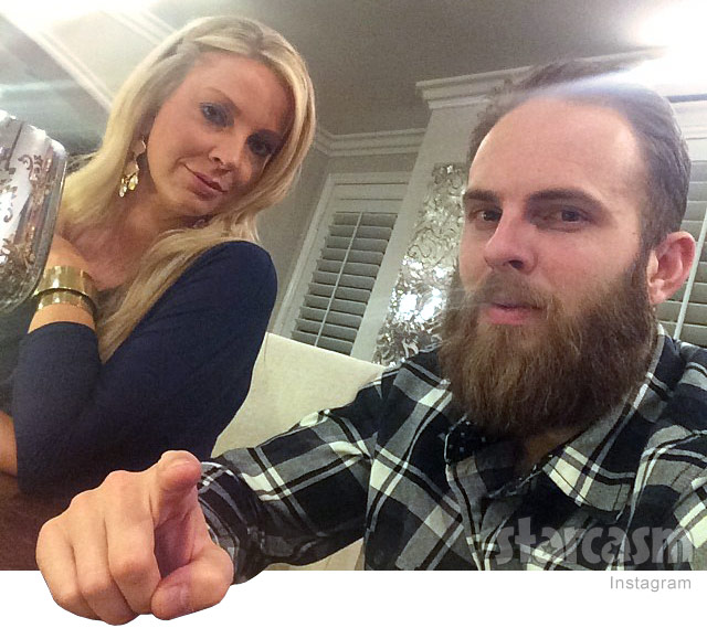Tamra Judge's son Ryan Vieth and wife Sarah Rodriguez