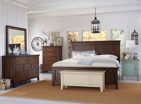 Modern Vintage Bedroom Decor Ideas