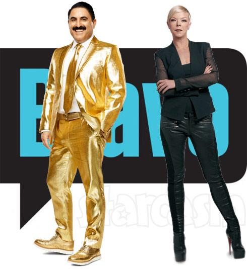 Tabatha Coffey and Reza Farahan get their own  Bravo reality shows