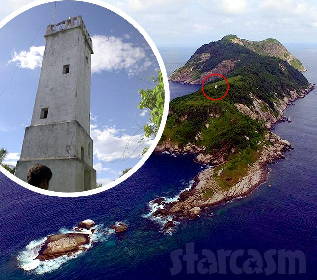 Snake Island Treasure Quest Location