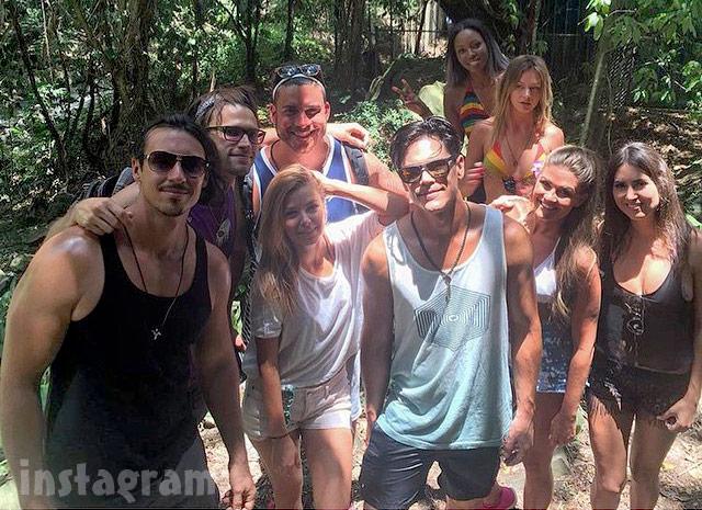 Vanderpump Rules cast trip to Hawaii 2015