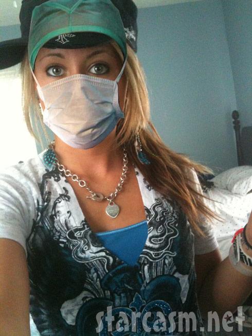 Jenelle Evans surgical assistant