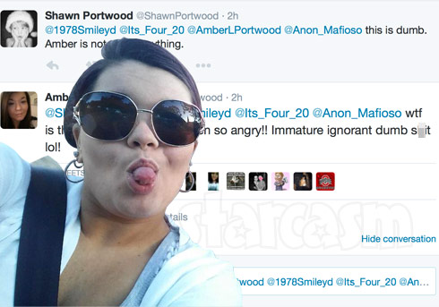 Amber Portwood blind item drug ring tweets