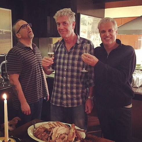 Anthony Bourdain 2