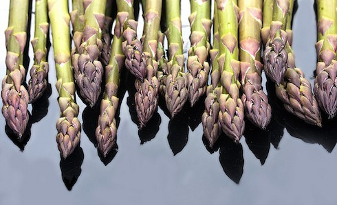 Asparagus water one