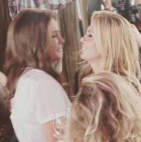 Caitlyn Jenner dating four