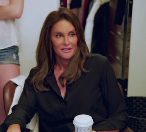Caitlyn Jenner dating one