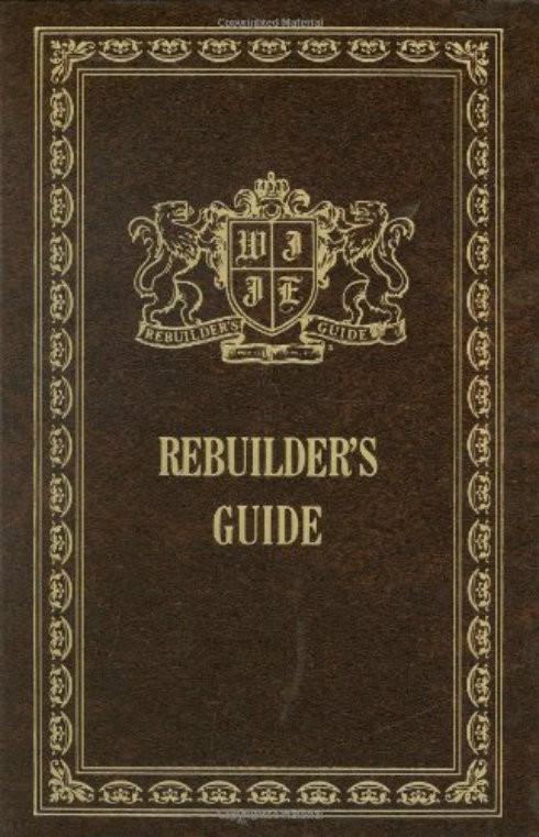 IBLP Rebuilders Guide