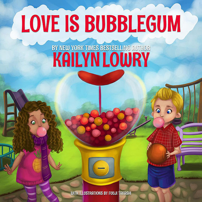 Kailyn Lowry Love Is Bubblegum childrens book cover