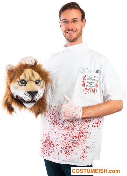 Lion Hunter Costume
