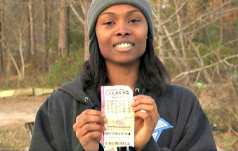 Marie Holmes Lottery Winner Feature