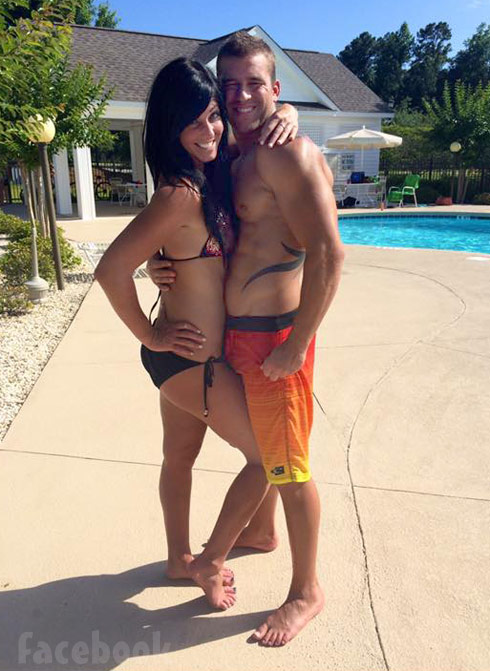 Nathan Griffith girlfriend Jessica Henry