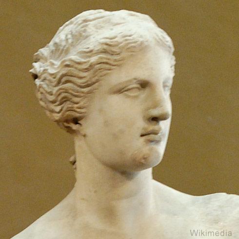 Venus de Milo statue Louvre