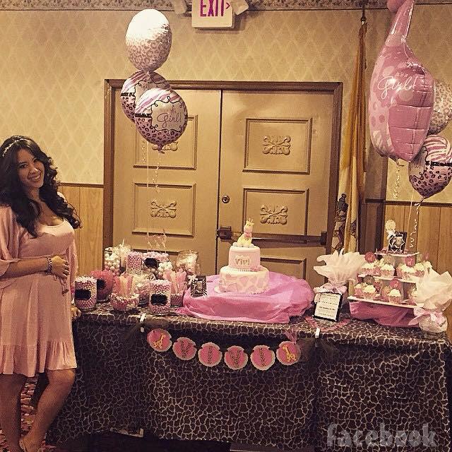 Vetzabe Vee Torres baby shower 8