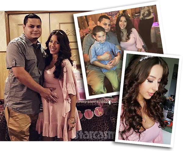 Vetzabe Vee Torres baby shower photos
