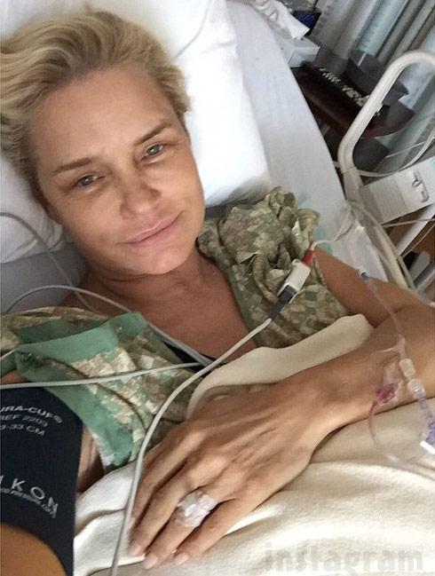 Yolanda Foster Lyme disease