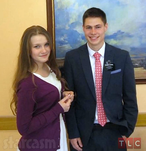 90 Day Fiance Josh and Aleksandra Mormon from Russia