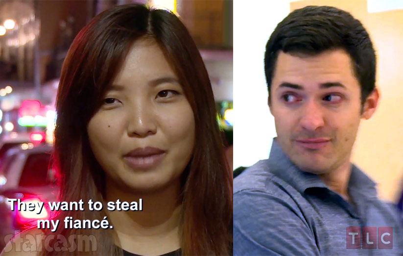 90 Day Fiance Kyle and Noon from Thailand