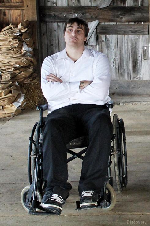 Amish Mafia Zach