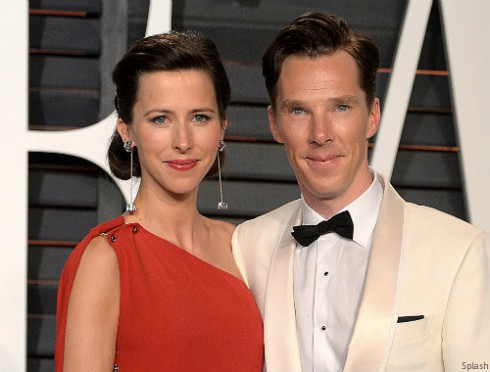 Benedict Cumberbatch and Sophie Hunter Baby Name