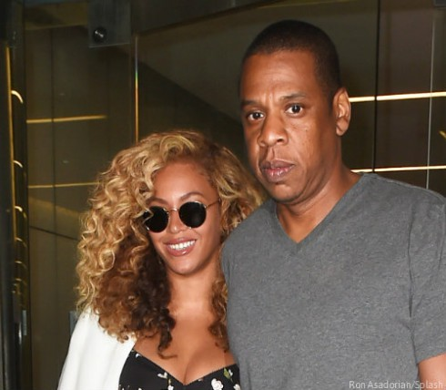 Beyonce and Jay-Z Together 2015