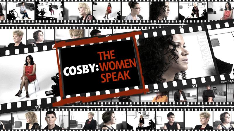 Bill Cosby The Women Speak special A&E