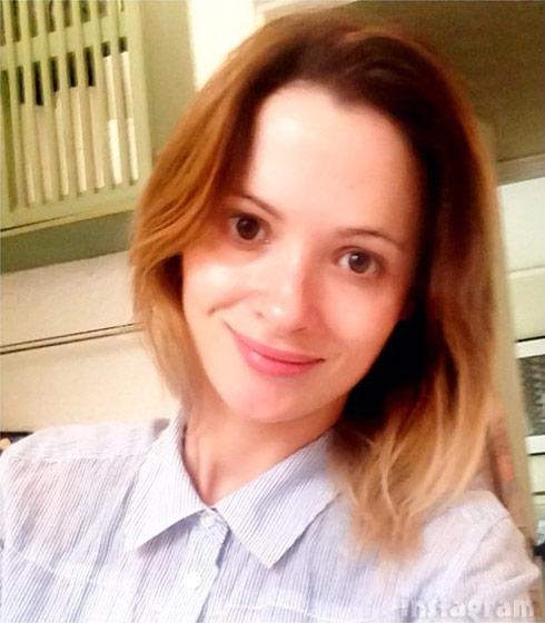 Jim Carrey's girlfriend Cathriona White photo