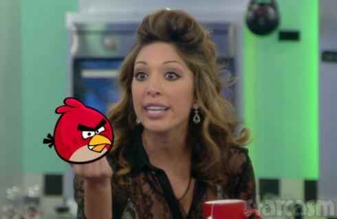Farrah Abraham Celebrity Big Brother