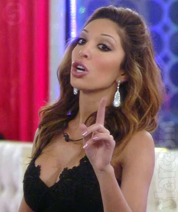 Farrah Abraham just one minute