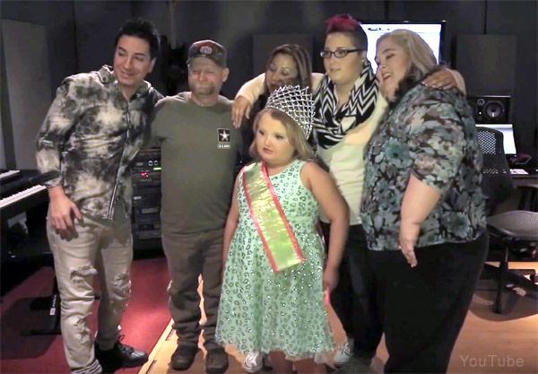 Honey Boo Boo music video