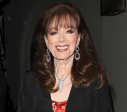 Jackie Collins RIP