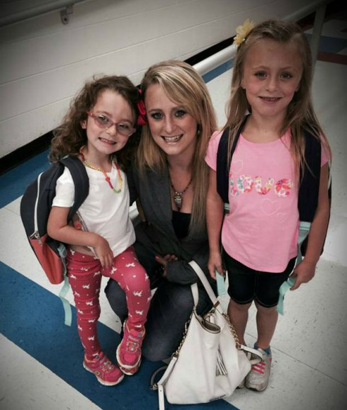 Leah Messer Twin Daughters 2015