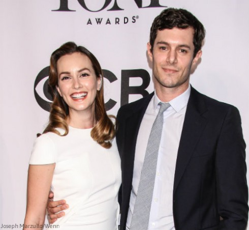 Leighton Meester and Adam Brody Baby Name