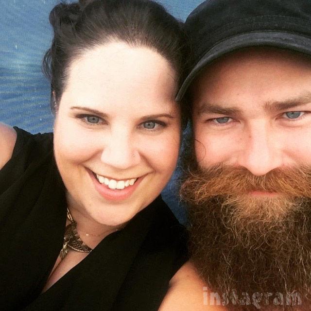 Whitney Thore boyfriend Lennie Alehat photo