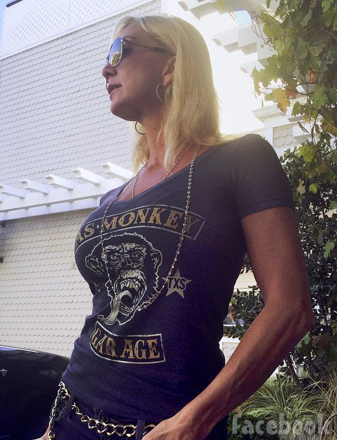 Richard Rawlings wife Suzanne Rawlings