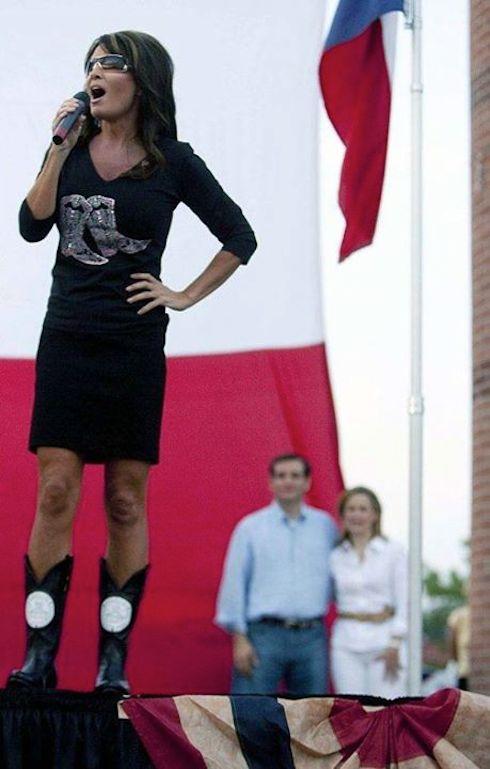 Sarah Palin English 2