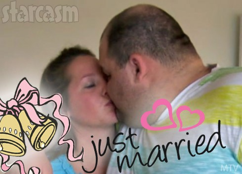Teen-Mom-Gary-Shirley-and-Kristina-Anderson-Married