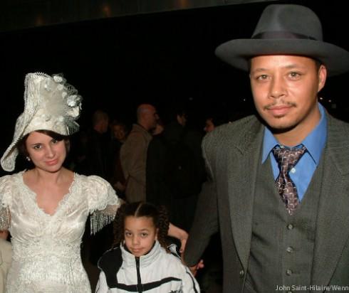 Terrence Howard First Wife Lori